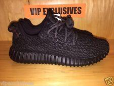 Adidas Shirt 350 Boost LOW Kanye West Triple Black Pirat schwarz AQ2659