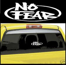 NO FEAR DECAL CAR / TRUCK DECALS -  WINDOW  STICKER