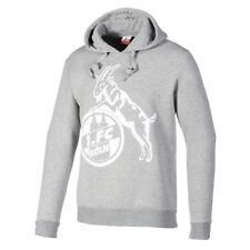 "Hoodie Pullover Kapuzen Sweatshirt ""Stammstr."" 1. FC KÖLN Gr. S-5XL"