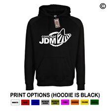 JDM #25 Hoodie Sweatshirt Street Racing Shirt Japanese Flag Import Illest Badge