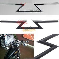 Drag Handlebar Z Bars for Honda Yamaha Suzuki Kawasaki Harley Triumph 73.5cm