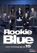 Rookie Blue: The Final Season  DVD NEW