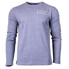 Rupert & BUCKLEY manica lunga Kenn ILLUSTRATO T-shirt Maglietta S-XL