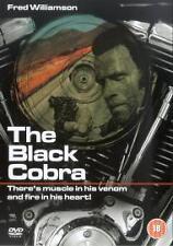 The Black Cobra (DVD 2004) STARS EVA GRIMALDI,FRED WILLIAMSON