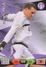 YOHANN PELE TOULOUSE.FC TFC TRADING CARDS ADRENALYN PANINI FOOT 2011