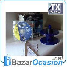 Etikettierer CD / DVD denke Xtra TX Presse Etikettierer Neu