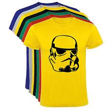 Camiseta Star Wars Stormtrooper Galaxia Hombre varias tallas y colores a054