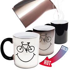 Funny Tazas-Bicicleta Ciclismo Bici Bicicleta de Montaña BMX-Sonrisa Magia Novedad Taza