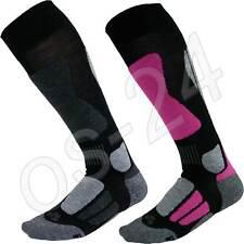 Damen Skistrümpfe Ski Strümpfe Socken Skisocken Gr.35 36 37 38 39 40 41 42