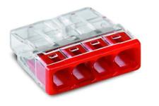 Verbindungsdosenklemme, 4-Leiter-Klemme, Compact Wago 2273-204