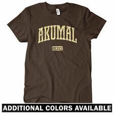 Akumal Mexico Women's T-shirt - Quintana Roo MX Beach Resort Vacation - S to 2XL