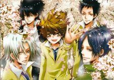 154805 Katekyo Hitman Reborn Anime Art Wall Print Poster CA