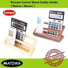 Remote Control Stand Caddy Holder Storage Organizer Rack-Cellphone TV DVD(Larger