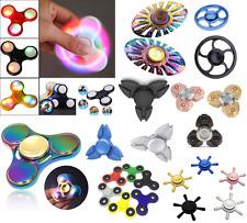 Premium Hand Spinner Fidget Multi Design LED Toy Stress Reducer Ceramic Bearing