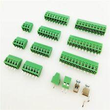 lotto 5 pz morsetti  morsettiera connettore passo 2,54mm PCB circuito stampato