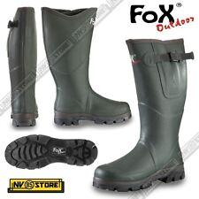 Stivali NEOPRENE Boots NEOPREN Caccia IMPERMEABILI Outdoor Hunting Escursionismo
