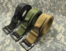 2Pcs Unisex Belt Blackhawk CQB Emergency Rescue Rigger's Military Tactical Belts