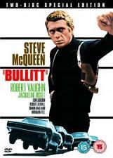 BULLITT DVD Steve McQueen 2 Disc Special Edition New Sealed UK Rel bullit bulitt