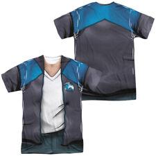 Authentic Valiant Harbinger String Uniform Sublimation ALL Front Back T-shirt