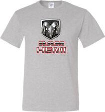 Dodge Ram T-shirt Hemi Logo Tall Tee