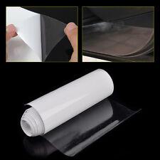 Clear Car Bumper Hood Protective Film Vinyl Sticker Door Edge Paint Protection .