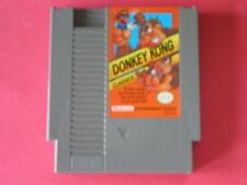 DONKEY KONG CLASSICS NINTENDO GAME ORIGINAL RARE NES HQ