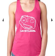 Die Antwoord Ninja Banana Brain Face Zef Yolandi Womans Tank Top T-Shirt