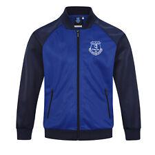 Everton FC - Chaqueta de entrenamiento oficial - Para niño - Estilo retro 086e2de2abd