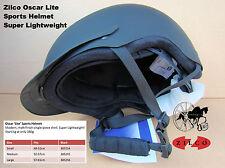 Zilco Oscar Lite trasporto Guida Casco Cappello Equitazione molto leggero 340 g
