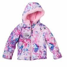 ZEROXPOSUR® Baby Girls' 12M, 18M, 24M Floral Print Puffer Jacket NWT $70
