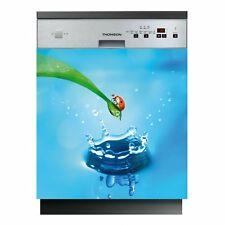 Autocollant Stickers lave vaisselle eau Ref: LAV-176