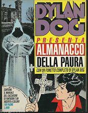2° ALMANACCO DELLA PAURA -1992 - DYLAN DOG -ORIGINALE 1a EDIZIONE- OTTIMO