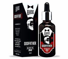 Beardo Godfather Lite Beard and Moustache Oil 30 ml almond oil, aloe vera