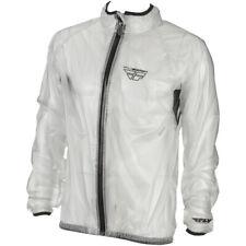 FLY Racing Rain Jacket Clear