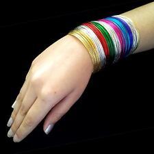 Indische Armreifen Set Ø6,5cm Schmuck Armband Bollywood Bangles Anarkali Sari
