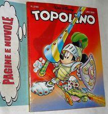 TOPOLINO n. 2160 - OTTIMO!!