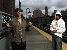Gang Starr MC Guru DJ Premier Hip-Hop Rap Music Giant Wall Print POSTER