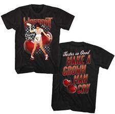 WARRANT CHERRY PIE GOOD Glam Hair Metal CLASSIC Rock Band Concert T-Shirt BLACK