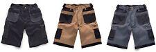 Standsafe Contraste Trabajo Pantalones Cortos - wk020