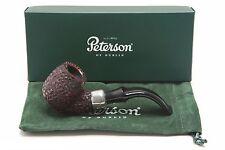 Peterson Standard Rustic 314 Tobacco Pipe Fishtail