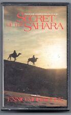 ENNIO MORRICONE musicassetta MC TAPE SECRET OF THE SAHARA Il Segreto del Sahara