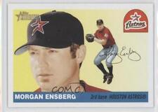 2004 Topps Heritage #135 Morgan Ensberg Houston Astros Baseball Card