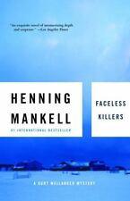Faceless Killers Author: Henning Mankell