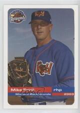 2003 Grandstand Midland RockHounds #43 Mike Frick Rookie Baseball Card