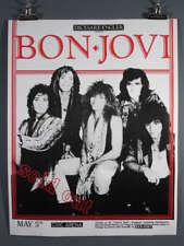 """John Bon Jovi, Richie Sambora Poster 18x23"""" Ex."""