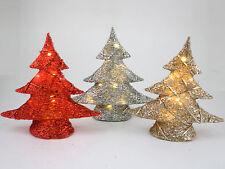 arbol navidad cm led color surtido