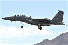 Poster, Many Sizes; F-15K Slam Eagle F-15 Republic Of Korea Air Force