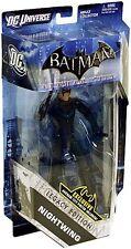 DC Universe BATMAN Arkham City__NIGHTWING 6 inch figure_Legacy Edition_New & MIP