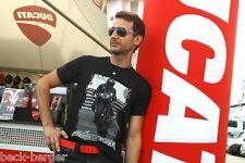 DUCATI IDM 3C Carbon Team Fan T-Shirt MAX NEUKIRCHNER #76 schwarz NEU !!