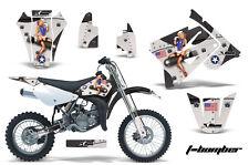 AMR RACING MOTORCYCLE DIRT BIKE GRAPHIC STICKER WRAP MX SUZUKI RM 85 02-12 TBK